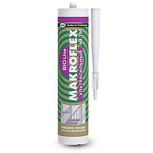 Жидкие гвозди MAKROFLEX MF190 ультрасильный, 400 г.