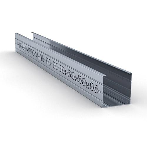 Профиль стоечный ПС-2 KNAUF, 50*50*3000*0,6 мм