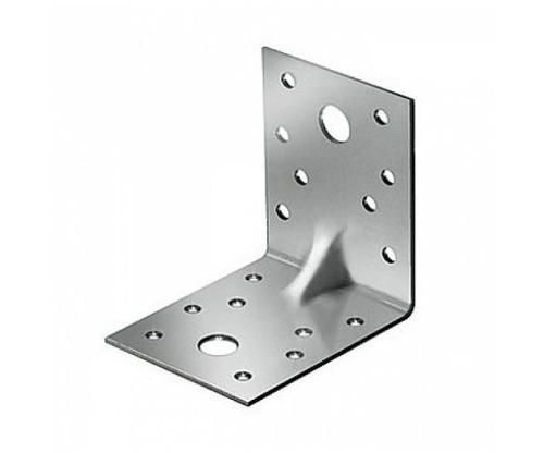 Уголок крепежный усиленный 70x55