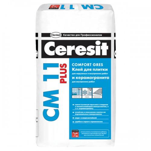 Клей плиточный Ceresit CM-11, 25 кг