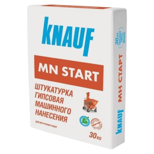 Штукатурка гипсовая МН Старт KNAUF, 30 кг