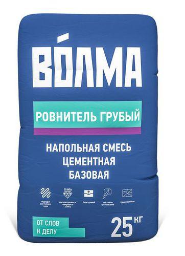 Смесь напольная базовая ВОЛМА-Ровнитель, 25 кг